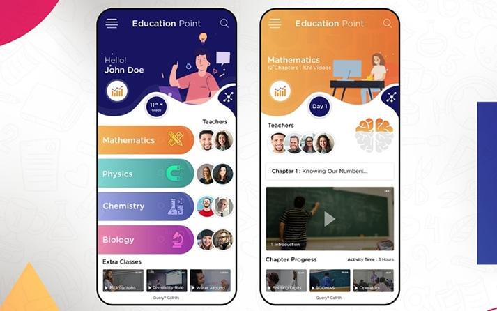 App giáo dục ngày càng được ứng dụng nhiều trong môi trường giảng đường.