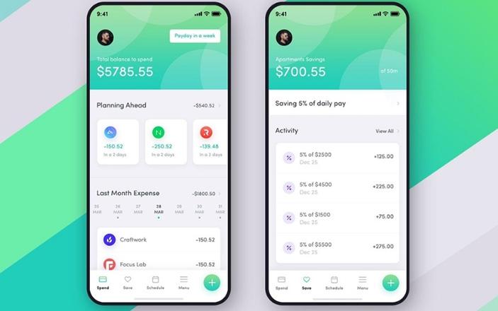 App tài chính ngày càng phổ biến trong đời sống