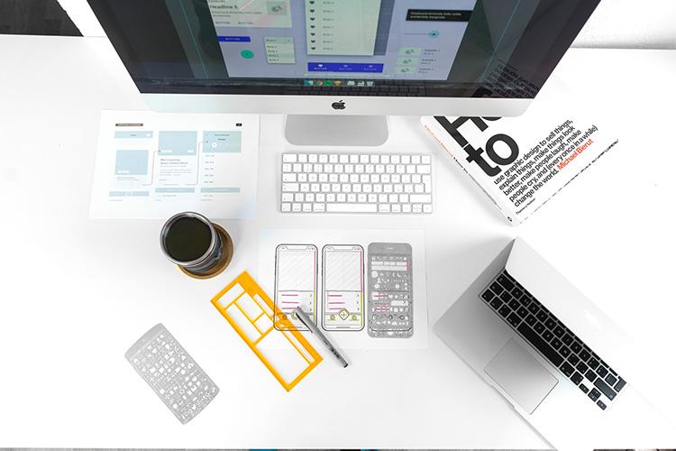 Thiết kế giao diện cho ứng dụng