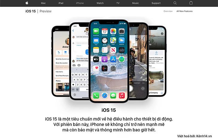 Chỉ được xem là bản nâng cấp nhẹ từ người tiền nhiệm, nhưng iOS 15 hứa hẹn sẽ mang nhiều tính năng cũng như cải tiến mà iFan mong đợi từ lâu