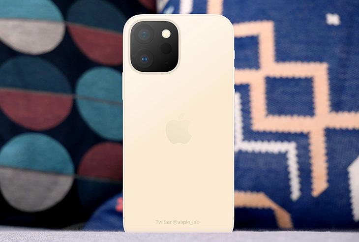 Thêm vào đó là cảm biến LiDAR được tích hợp vào cụm camera sau, phù hợp với những đồn đoán gần đây rằng phiên bản iPhone 13 mini và tiêu chuẩn cũng sẽ sở hữu trang bị cao cấp này