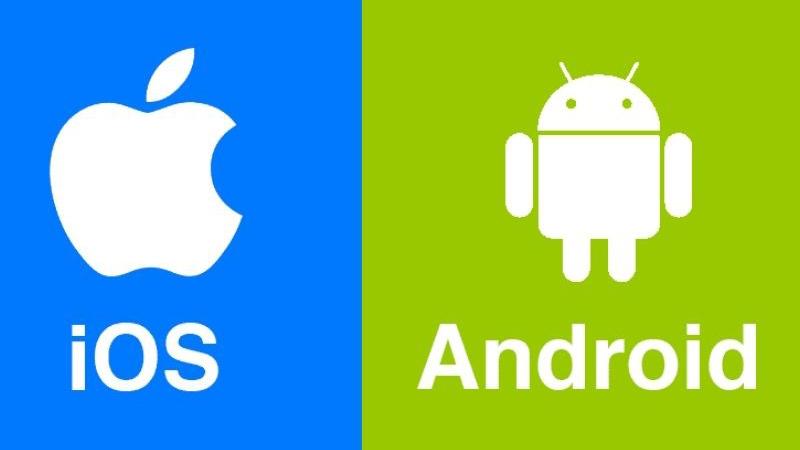 Android và iOS là hai nền tảng di động phổ biến nhất hiện nay