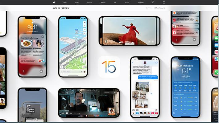 Người dùng iPhone có quyền từ chối iOS 15