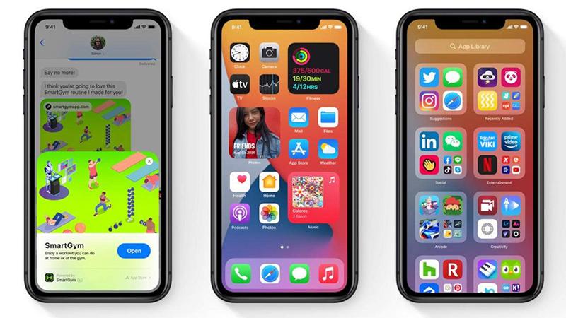 Apple có thể bị cấm cài đặt sẵn ứng dụng iOS ở Mỹ