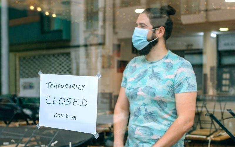 Dịch bệnh kéo dài khiến nhiều doanh nghiệp đóng cửa