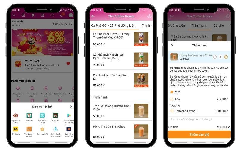 Tạo app bán hàng