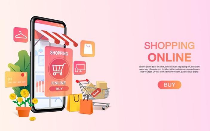 Thiết kế app bán hàng thương mại điện tử